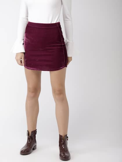 171cce49014 Pencil Skirt - Buy Pencil Skirt online in India