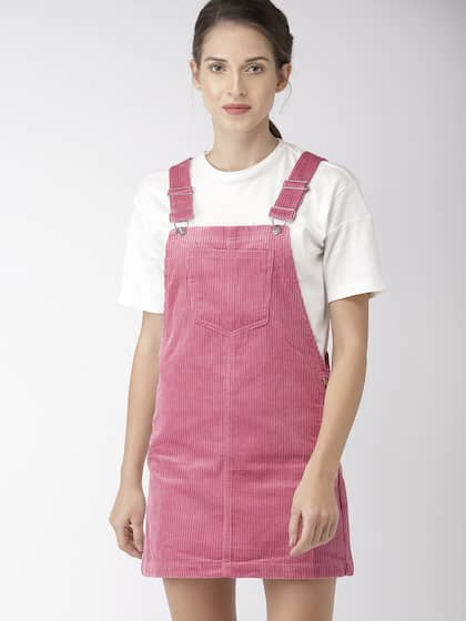 7dabfbf8cee Pinafore Dress - Buy Pinafore Dresses Online in India