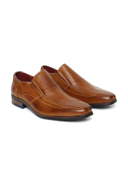 53bb1db5b7cf Brown Shoes - Buy Brown Shoes Online in India