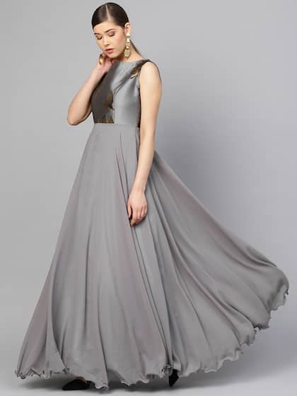 e61907319 Gowns - Shop for Gown Online at Best Price | Myntra
