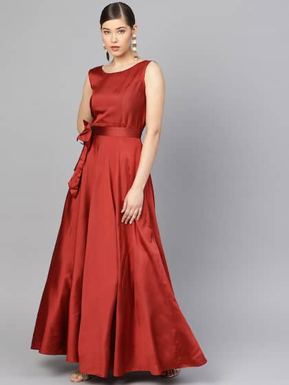 b63aff2e2737a Silk Gown - Buy Silk Gowns for Women & Girls Online | Myntra