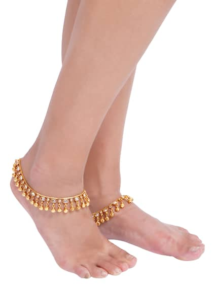 81e6ba9e3 Anklet - Buy Anklet Online in India