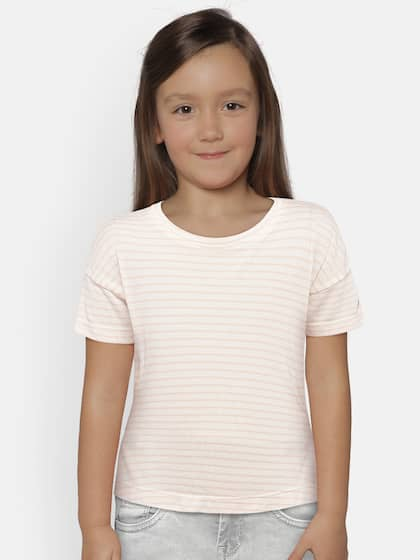 5fb55aeb77 Girls Tops - Buy Stylish Top for Girls Online in India | Myntra