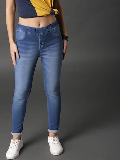 3f633e0599c6c Jeggings - Buy Jeggings For Women Online from Myntra