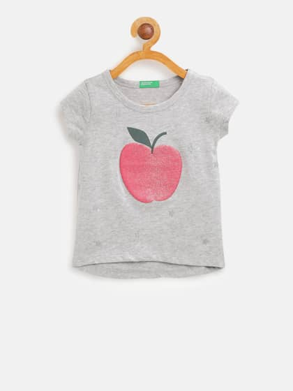 d2b73a14 Kids T shirts - Buy T shirts for Kids Online in India Myntra