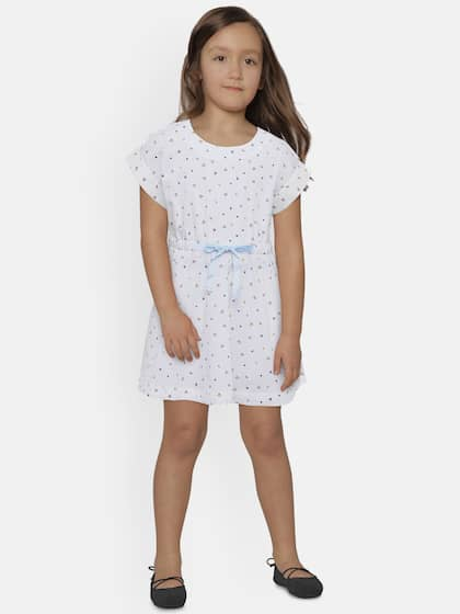 659f5f7a9d75b Girls Dresses - Buy Frocks & Gowns for Girls Online | Myntra