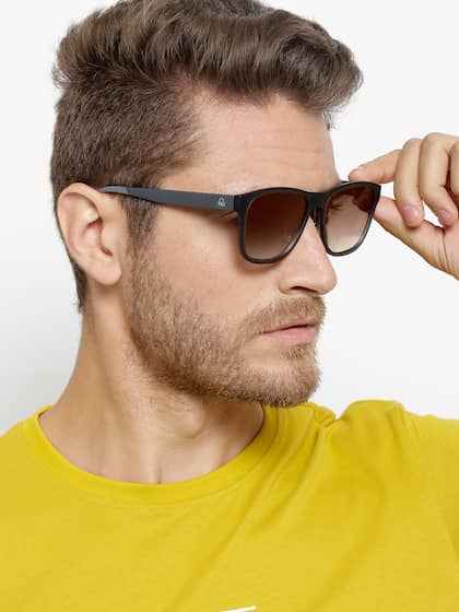 4ff1c56376 United Colors of Benetton. Unisex Wayfarer Sunglasses. Sizes  M