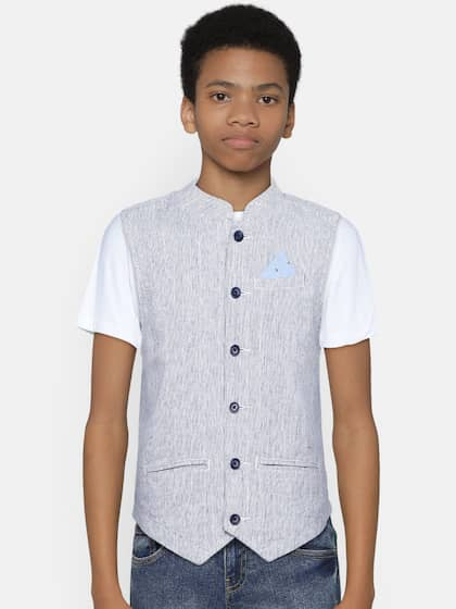 02537c419bb1 Waistcoat For Boys - Buy Waistcoat For Boys online in India