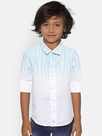 be6924505bc Boys Shirts- Buy Shirts for Boys online in India