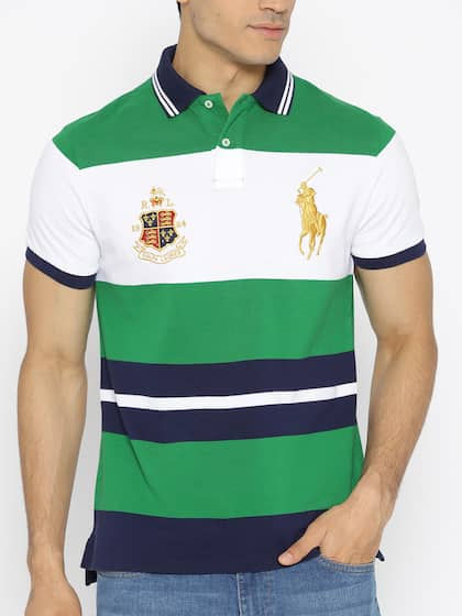 20ed73168e3bed Polo T-Shirts for Men - Buy Mens Polo T-shirt Online | Myntra