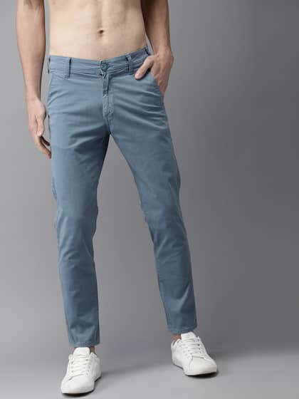 057b40b6 Men Chinos - Buy Chinos for Men Online in India - Myntra