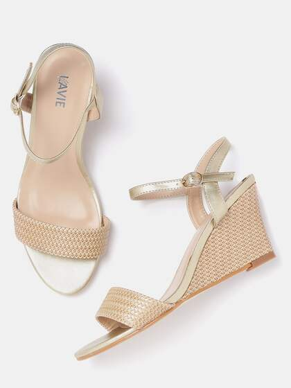 e83e6b0dc5bff Lavie Wedges Shoes - Buy Lavie Wedges Shoes online in India