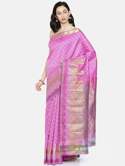 f865ac9bbe894c The Chennai Silks. Woven Design Saree. Sizes  Onesize