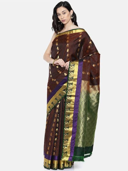 13738676fe9f80 Silk Sarees - Buy Pure Silk Saree Online in India   best price