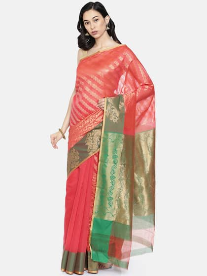 4689098ed Cotton Sarees - Buy Cotton Sarees Online in India