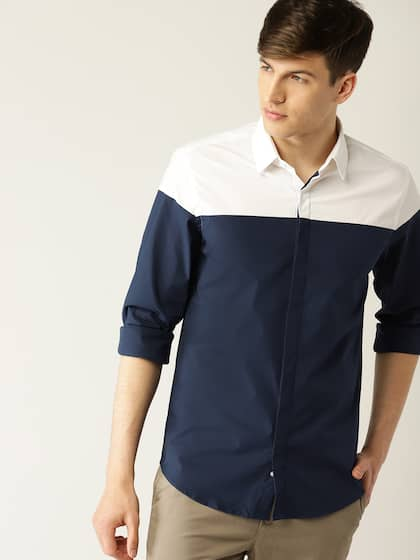 54c0d1c63a Shirts - Buy Shirts for Men, Women & Kids Online in India | Myntra