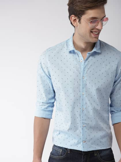 c89528ad96 Shirts for Men - Buy Mens Shirt Online in India