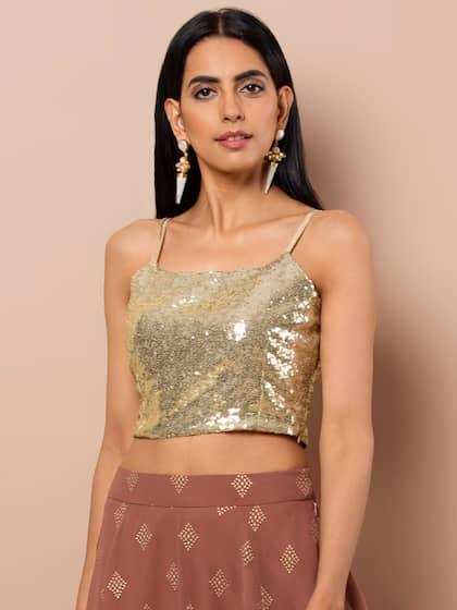 720963303 Crop Tops - Buy Midriff Crop Tops Online for Women in India