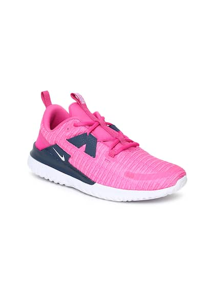 cheaper 99186 df422 Nike Pink Shoes - Buy Nike Pink Shoes Online in India