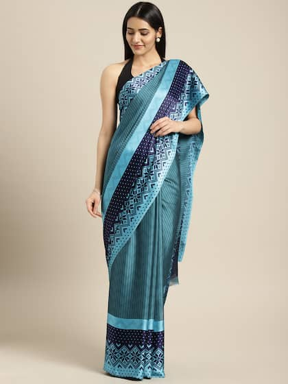 d24fa4951874f Blue Saree - Buy Blue Color Women Sarees Online