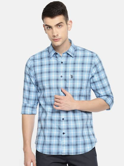 fe0662b166b Check Shirts | Buy Check Shirts for Men & Women Online in India at ...