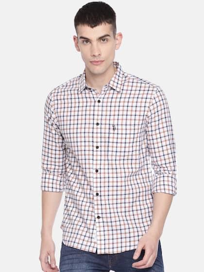 b91d5d062 US Polo Assn Shirts - Buy US Polo Assn Shirt Online | Myntra
