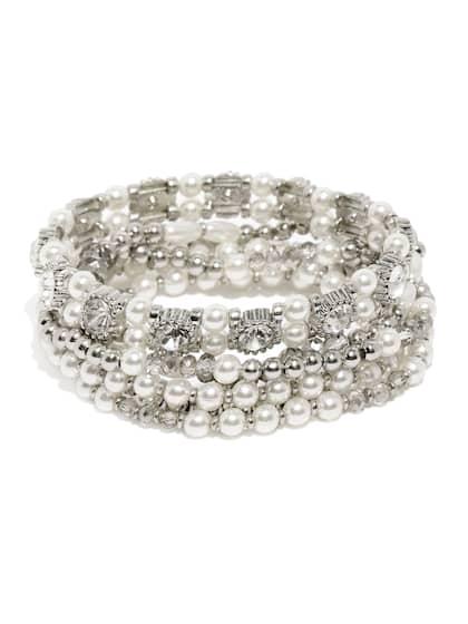 b45d4e1649 Bracelets - Shop for Bracelet Online in India | Myntra