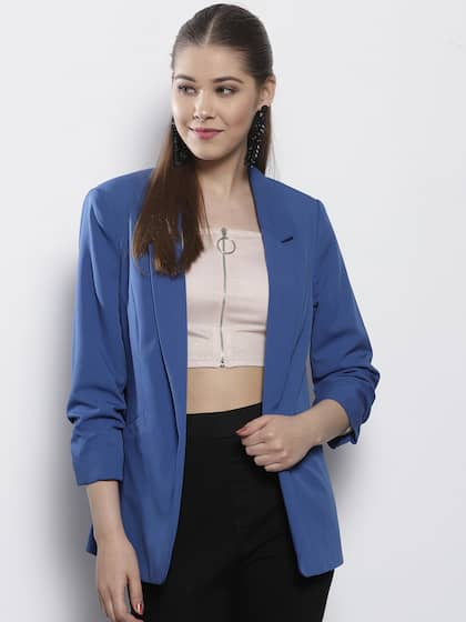 dcf4e474d Women Blazers Online - Buy Blazers for Women in India