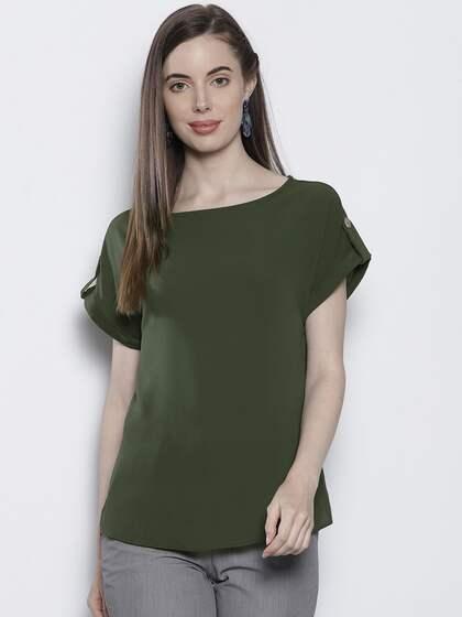 8c651f03c89 Tops - Buy Designer Tops for Girls & Women Online | Myntra