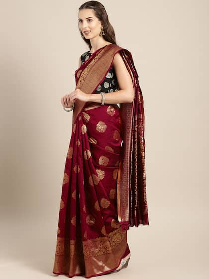 e6ce4e2d97 One Minute Saree   Buy One Minute Sarees Online in India