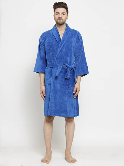 321503ddf9 Bath Robe - Buy Bath Robes Online in India | Myntra