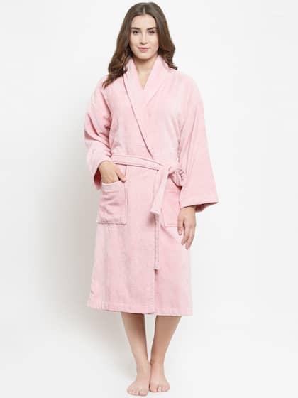 5894b5209de Bath Robe - Buy Bath Robes Online in India | Myntra