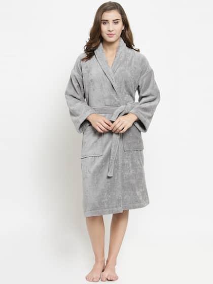 4ab884b4dce Bath Robe - Buy Bath Robes Online in India | Myntra