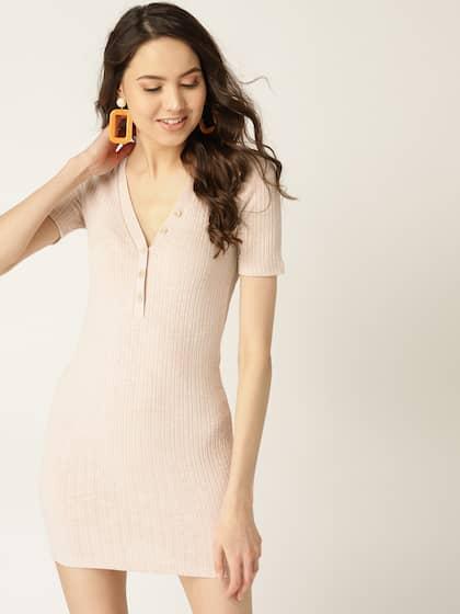 46d9230893 Bodycon Dress - Buy Stylish Bodycon Dresses Online | Myntra