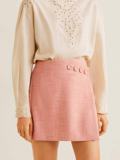227ce50289 Mango Skirts - Buy Mango Skirts online in India