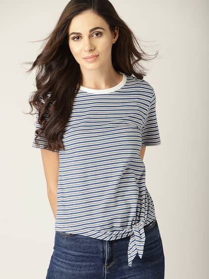e494101e478 Ladies Tops - Buy Tops   T-shirts for Women Online