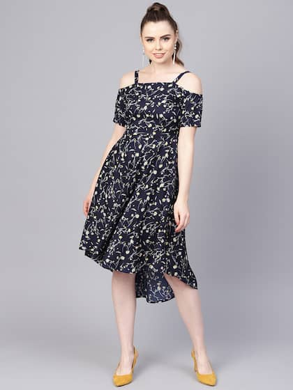 a4ed4207c36e Midi Dresses - Buy Midi Dress for Women & Girl Online | Myntra