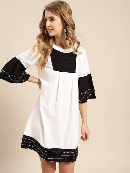 d23f32ac47196 Cotton Dress - Buy Cotton Dress Online in India