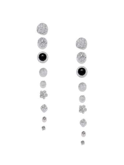 9f4d65228 Stud Earrings - Buy Stud Earring Online in India | Myntra