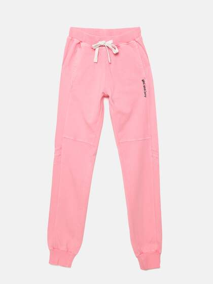 bcb421fcf49c Girls Trackpants - Buy Girls Trackpants online in India