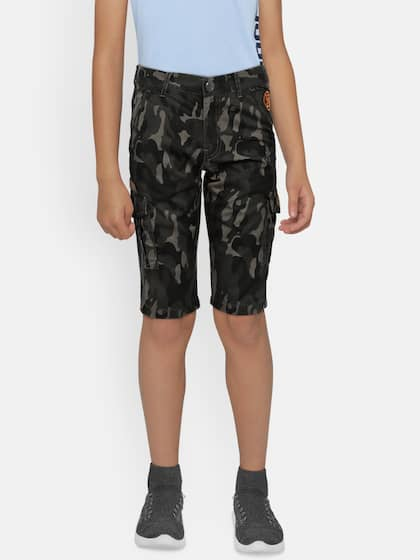 f648252633 Cargo Shorts - Buy Cargo Shorts for Men & Women online in India - Myntra