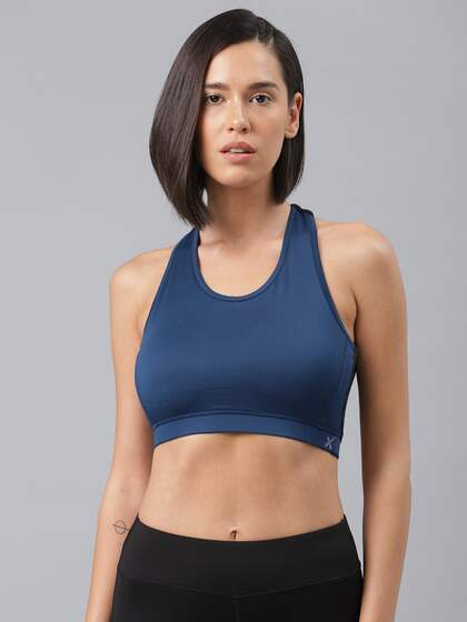 c1afa08647 Sports Bra - Shop Online For Women Sports Bras in India | Myntra