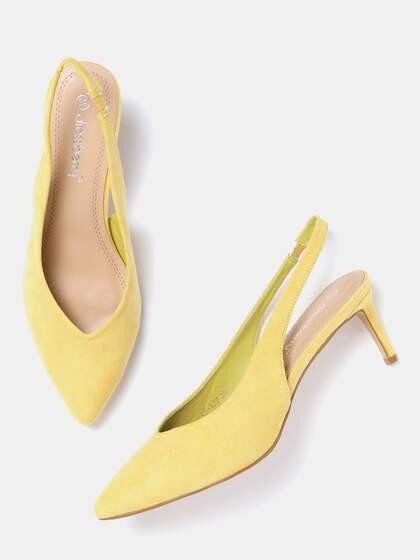6b91b7ec3c Heels Online - Buy High Heels, Pencil Heels Sandals Online   Myntra