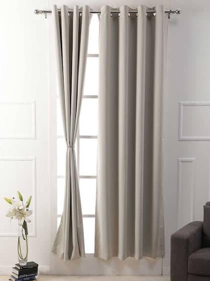 American Elm Set Of 2 Black Out Curtain Curtains