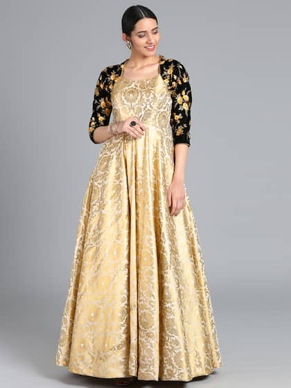 0aba7366cc Party Gowns - Buy Party Gowns online in India