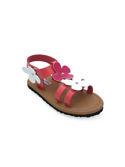 60a9bc887523 Girls Sandals - Buy Sandal for Girls Online In India
