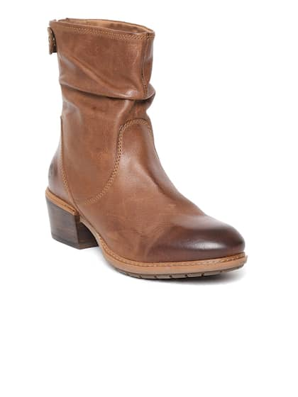 9115934b46 Womens Boots - Buy Boots for Women Online in India | Myntra