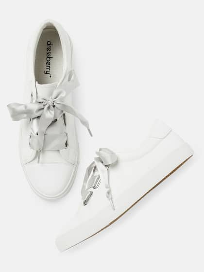 140e6e73ab0 Casual Shoes For Women - Buy Women's Casual Shoes Online from Myntra