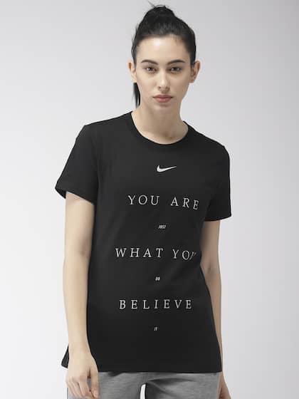 1610e8db4 Nike TShirts - Buy Nike T-shirts Online in India | Myntra