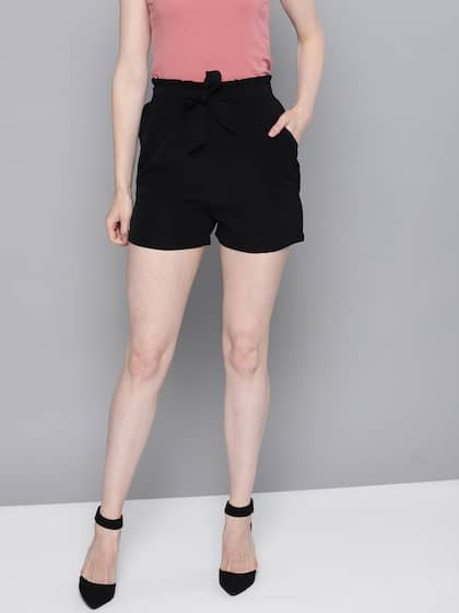 2f798fa2a Skirts & Shorts for Women - Buy Ladies Shorts & Skirts Online - Myntra